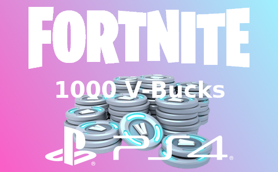 Fortnite 1 000V-Bucks
