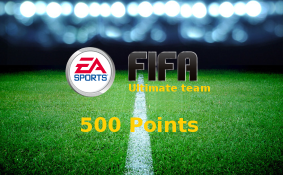 500 points Fifa Ultimate Team